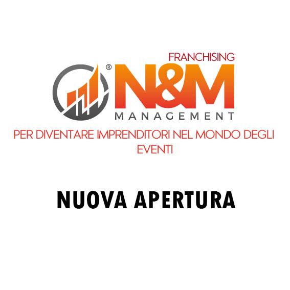 N&M Franchising – Per diventare imprenditori nel mondo degli eventi.