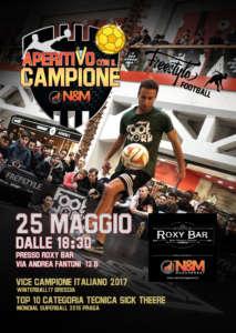 Aperitivo con il Campione @ Roxy Bar | Bergamo | Lombardia | Italia