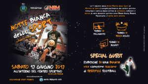 Notte Bianca dello Sport di Mornico al Serio @ Mornico al Serio - Centro Sportivo | Mornico Al Serio | Lombardia | Italia