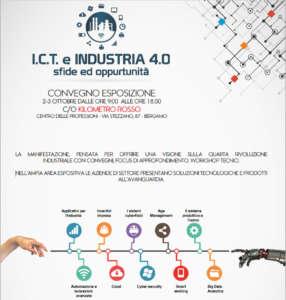 I.C.T. e Industria 4.0 - Sfide ed opportunità @ Kilometro Rosso - Centro delle Professioni | Lombardia | Italia