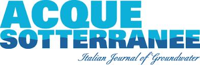Logo Acque sotterranee