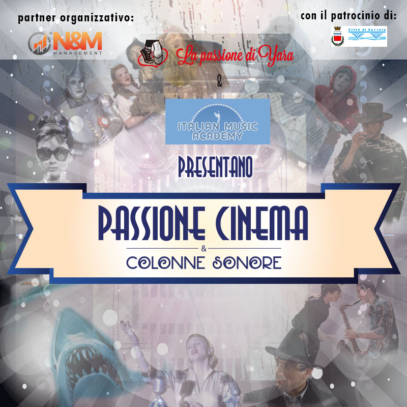 Passione cinema & Colonne sonore