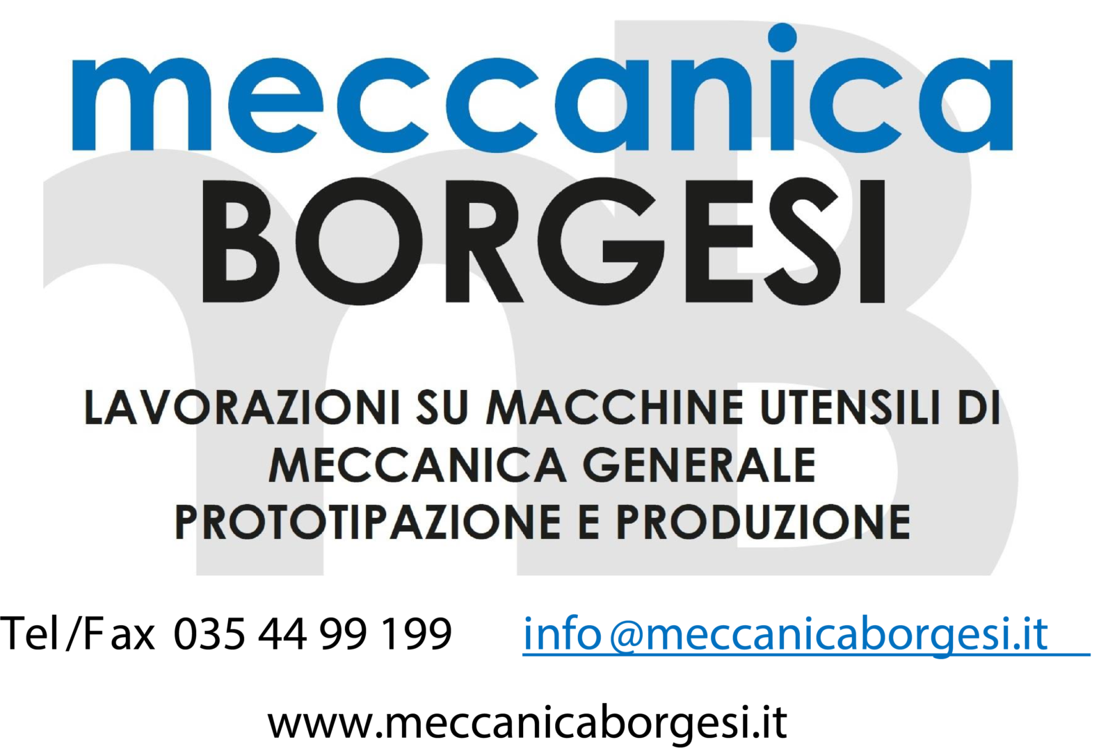 MECCANICA BORGESI