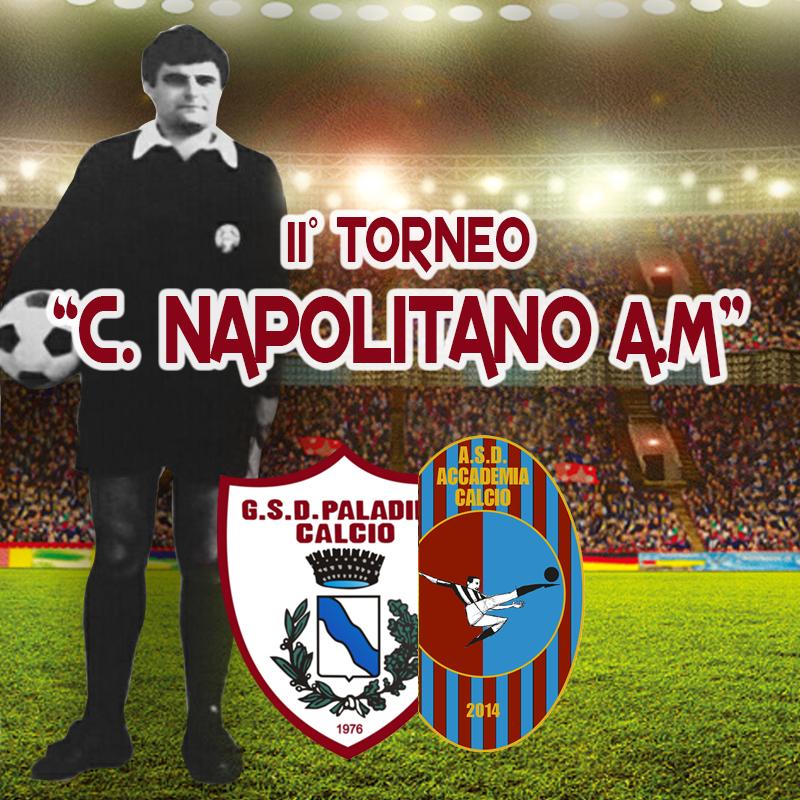 Torneo Carmine Napolitano – seconda edizione