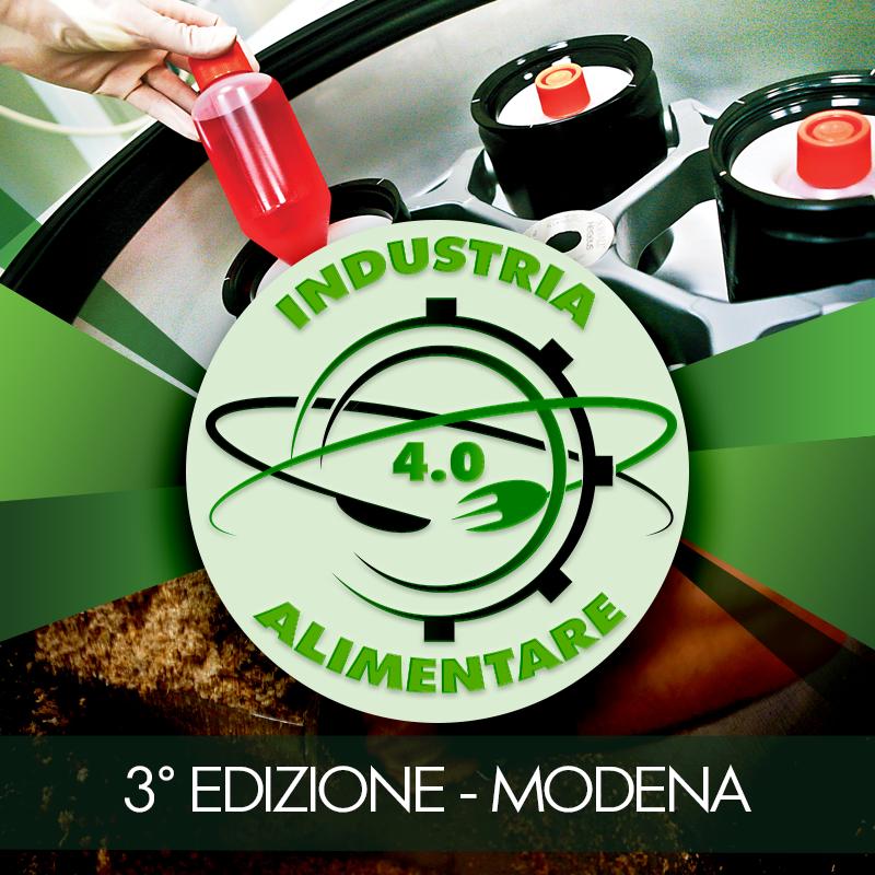 Industria Alimentare 4.0 – terza edizione Modena